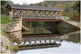 Eric Benjamin Bridge - Marilla Reservoir