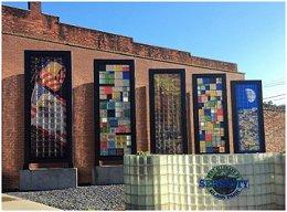 Serenity Glass Park - Port Allegany, PA