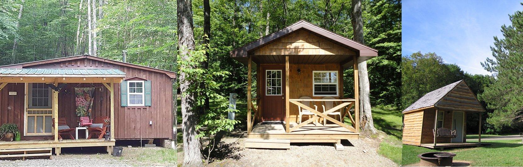 Banner Cabin Rentals Allegheny National Forest Kinzua