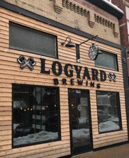Logyard Brewing Brewery - Kane, PA