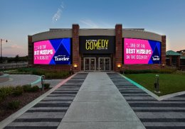 National Comedy Center - Jamestown, NY