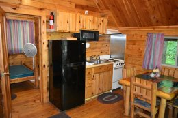 Kinzua East KOA Campground – Bradford, PA