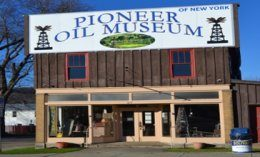 Pioneer Oil Museum of New York - Bolivar, NY