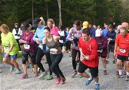 Marilla Trail Race - October 12, 2019