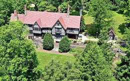 Olmsted Manor Retreat Center - Ludlow, PA