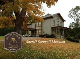 Sheriff Sartwell Mansion - PA Wilds Suites.Com - Smethport, PA
