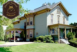 Sheriff Sartwell Mansion - PA Wilds Vacation Suites & Executive Rentals – Smethport, PA