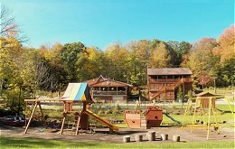 Whispering Winds Campground & Cabins - Sheffield, PA