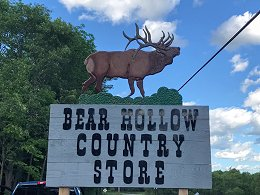 Bear Hollow Country Store - Mt Jewett, PA