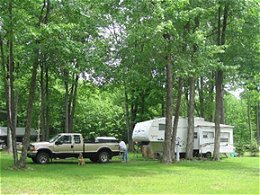 Woodhaven Acres Campground & Cabins - Bradford, PA